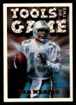 1994 Topps #545   -  Dan Marino Tools of the Game Front Thumbnail