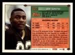 1994 Topps #527  Irv Smith  Back Thumbnail