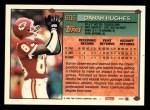1994 Topps #606  Danan Hughes  Back Thumbnail