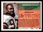 1994 Topps #486  Sterling Palmer  Back Thumbnail
