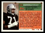1994 Topps #630  Gerald Perry  Back Thumbnail