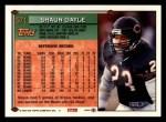 1994 Topps #571  Shaun Gayle  Back Thumbnail