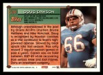 1994 Topps #538  Doug Dawson  Back Thumbnail
