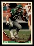 1994 Topps #561  Dave Cadigan  Front Thumbnail