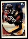 1994 Topps #608  Andre Hastings  Front Thumbnail