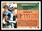 1994 Topps #522  Harry Colon  Back Thumbnail