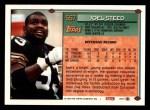 1994 Topps #557  Joel Steed  Back Thumbnail