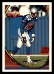1994 Topps #481  Vincent Brisby  Front Thumbnail