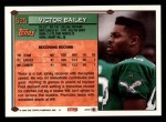 1994 Topps #525  Victor Bailey  Back Thumbnail