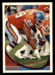 1994 Topps #607  Russell Freeman  Front Thumbnail