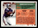 1994 Topps #636  Ray Crittenden  Back Thumbnail