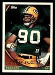 1994 Topps #646  Steve McMichael  Front Thumbnail