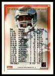 1995 Topps #18  Fred Barnett  Back Thumbnail