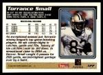 1995 Topps #122  Torrance Small  Back Thumbnail