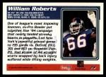 1995 Topps #72  William Roberts  Back Thumbnail