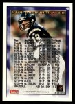 1995 Topps #40  Stan Humphries  Back Thumbnail
