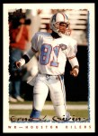 1995 Topps #108  Ernest Givins  Front Thumbnail