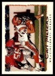 1995 Topps #125  Carl Pickens  Front Thumbnail