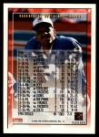 1995 Topps #9  Andre Reed  Back Thumbnail