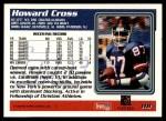 1995 Topps #118  Howard Cross  Back Thumbnail