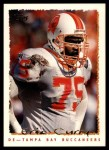 1995 Topps #49  Eric Curry  Front Thumbnail