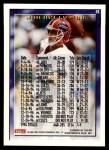 1995 Topps #41  Jim Kelly  Back Thumbnail