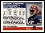 1995 Topps #264  Russell Copeland  Back Thumbnail