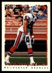 1995 Topps #278  Anthony Miller  Front Thumbnail