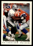 1995 Topps #277  Anthony Smith  Front Thumbnail