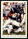 1995 Topps #162  Ronnie Harmon  Front Thumbnail