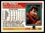 1995 Topps #152  Joe Phillips  Back Thumbnail