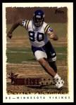 1995 Topps #228  Derrick Alexander  Front Thumbnail