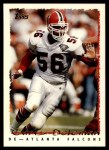 1995 Topps #286  Chris Doleman  Front Thumbnail