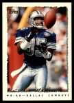 1995 Topps #197  Kevin Williams  Front Thumbnail
