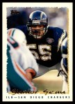 1995 Topps #200  Junior Seau  Front Thumbnail