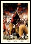1995 Topps #192  Heath Shuler  Front Thumbnail