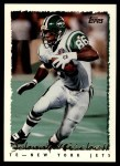 1995 Topps #271  Johnny Mitchell  Front Thumbnail