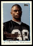 1995 Topps #234  Tyrone Poole  Front Thumbnail