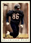 1995 Topps #337  Michael Timpson  Front Thumbnail