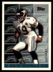 1995 Topps #463  Chris Hudson  Front Thumbnail
