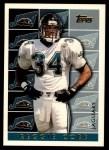 1995 Topps #452  Reggie Cobb  Front Thumbnail