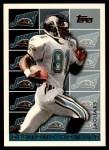 1995 Topps #455  Desmond Howard  Front Thumbnail
