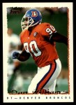 1995 Topps #366  Dan Williams  Front Thumbnail