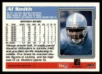 1995 Topps #383  Al Smith  Back Thumbnail