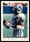 1995 Topps #386  Aubrey Matthews  Front Thumbnail