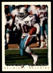 1995 Topps #395  Irving Spikes  Front Thumbnail