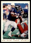 1995 Topps #370  Rodney Hampton  Front Thumbnail