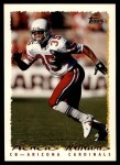 1995 Topps #365  Aeneas Williams  Front Thumbnail
