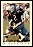 1995 Topps #336  Harvey Williams  Front Thumbnail
