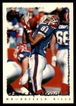 1995 Topps #388  Bucky Brooks  Front Thumbnail